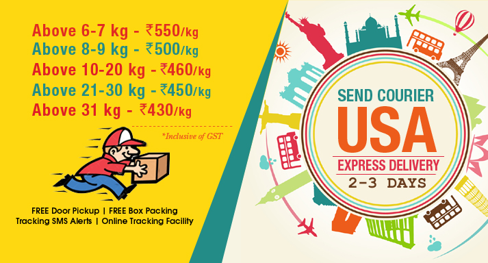 Courier Service Offers